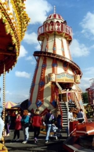 Vintage Fairground Amusements And Rides Hire