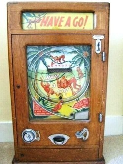 slot machine for sale in uk